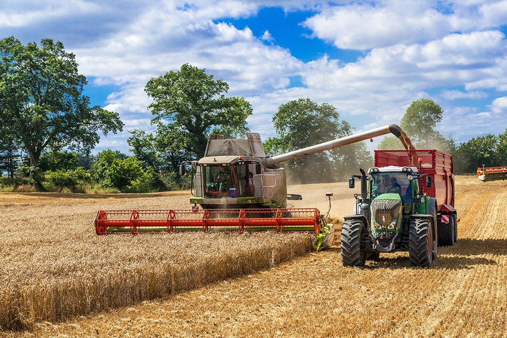 szyby do maszyn rolniczych